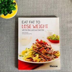 Eat Fat to Lose Weight with a Keto & Low-Carb Diet